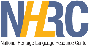 National Heritage Language Resource Center Logotype